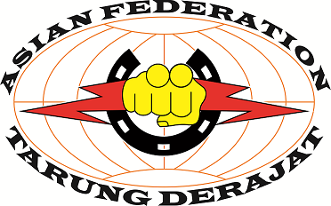 Logo Asian Federation Tarung Derajat